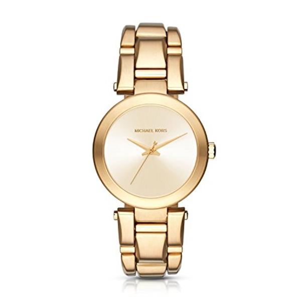 マイケルコース Michael Kors レディース 腕時計 時計 Michael Kors Women's Delray Gold-Tone Watch MK3517