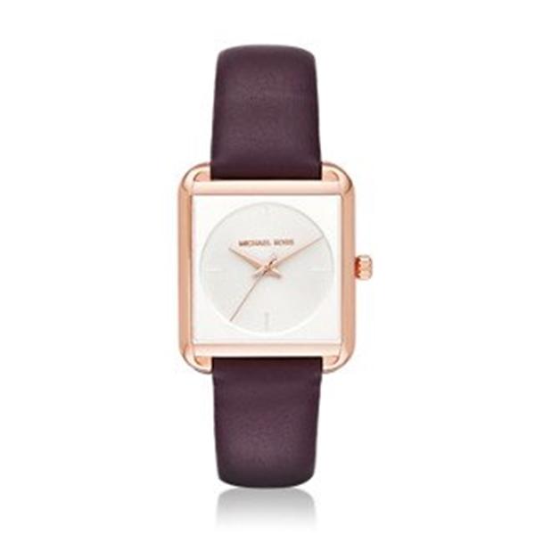 マイケルコース Michael Kors レディース 腕時計 時計 Michael Kors Women's Lake Purple Watch MK2585