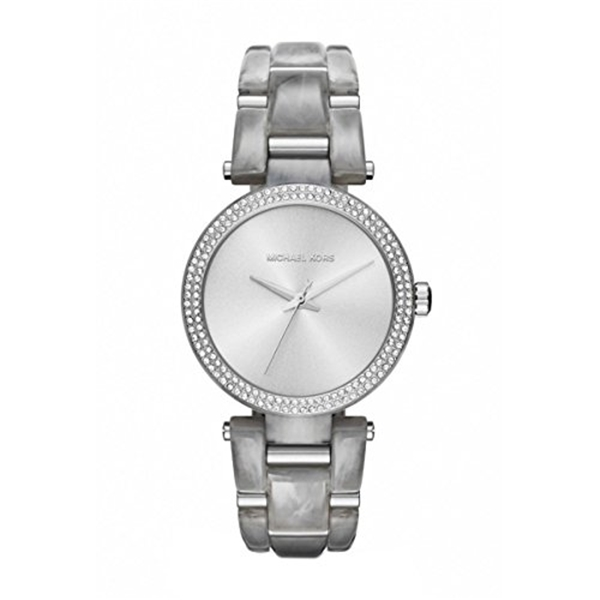 マイケルコース Michael Kors レディース 腕時計 時計 Michael Kors Women's Delray Watch - Silver