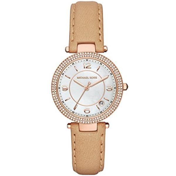 マイケルコース Michael Kors レディース 腕時計 時計 Michael Kors Ladies Parker Analog Casual Quartz Watch (Imported) MK2463