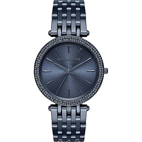 マイケルコース Michael Kors レディース 腕時計 時計 Michael Kors Women's Darci MK3417 Grey Stainless-Steel Quartz Watch