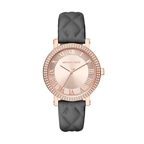 マイケルコース Michael Kors レディース 腕時計 時計 Michael Kors Women's Norie Grey Watch MK2619