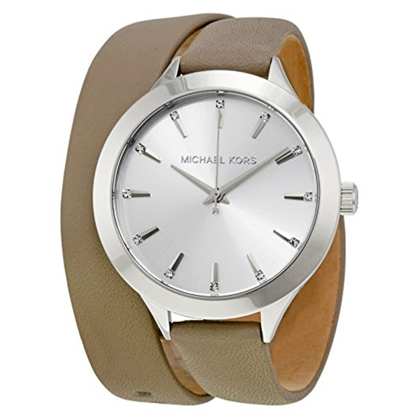 マイケルコース Michael Kors レディース 腕時計 時計 Michael Kors Slim Runway Ladies Watch MK2551