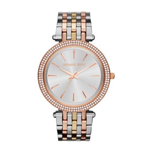 マイケルコース Michael Kors レディース 腕時計 時計 Michael Kors Tri-Color Darci Watch