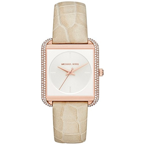 マイケルコース Michael Kors レディース 腕時計 時計 Michael Kors Lake Women's Watch - Cream