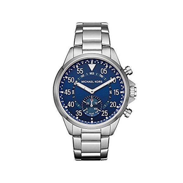 マイケルコース Michael Kors レディース 腕時計 時計 Michael Kors Gage Stainless Steel Hybrid Smartwatch