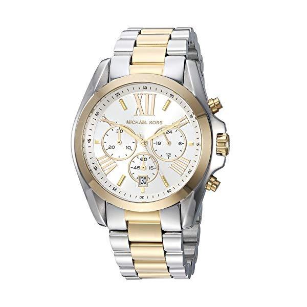 マイケルコース 時計 ウォッチ 腕時計 レディース 女性用 MK5627 Michael Kors Women's MK5627 Bradshaw Gold/Silver Watch