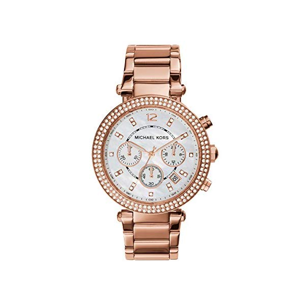 マイケルコース 時計 ウォッチ 腕時計 MK5491 Michael Kors Parker Rose Gold Watch MK5491