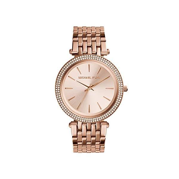 マイケルコース 時計 ウォッチ 腕時計 レディース 女性用 MK3192 Michael Kors Women's Darci Rose Gold-Tone Watch MK3192