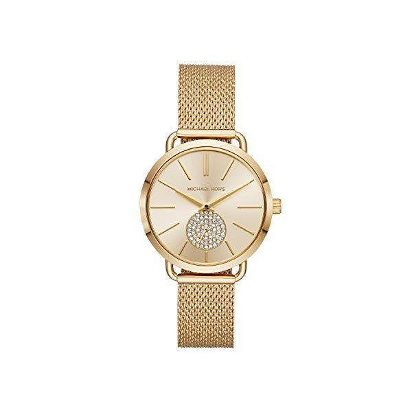 マイケルコース 時計 ウォッチ 腕時計 レディース 女性用 Michael Kors Portia Womens Three Hand Wrist Watch