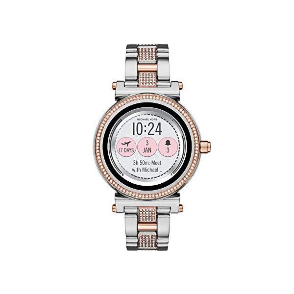 マイケルコース 時計 ウォッチ 腕時計 スマートウォッチ Michael Kors Access Sofie Touchscreen Smartwatch