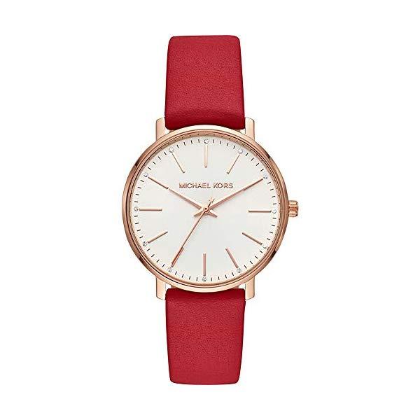 """マイケルコース 時計 ウォッチ 腕時計 レディース 女性用 Michael Kors Pyper Women""""s Minimalist Wrist Watch"""
