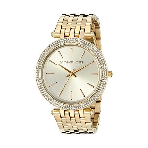 マイケルコース 時計 ウォッチ 腕時計 レディース 女性用 Michael Kors Women's Darci Gold-Tone Watch MK3191
