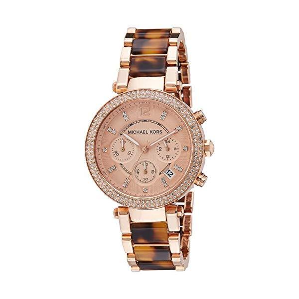 マイケルコース 時計 ウォッチ 腕時計 レディース 女性用 MK5538 Michael Kors Womens Parker Watch MK5538