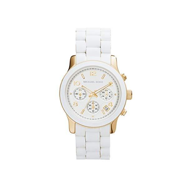 マイケルコース 時計 ウォッチ 腕時計 レディース 女性用 MK5145 Michael Kors Womens MK5145 Runway Chronograph