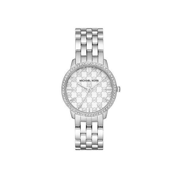 マイケルコース 時計 ウォッチ 腕時計 レディース 女性用 MK3372 Michael Kors Women's Nini Stainless Steel Watch MK3372