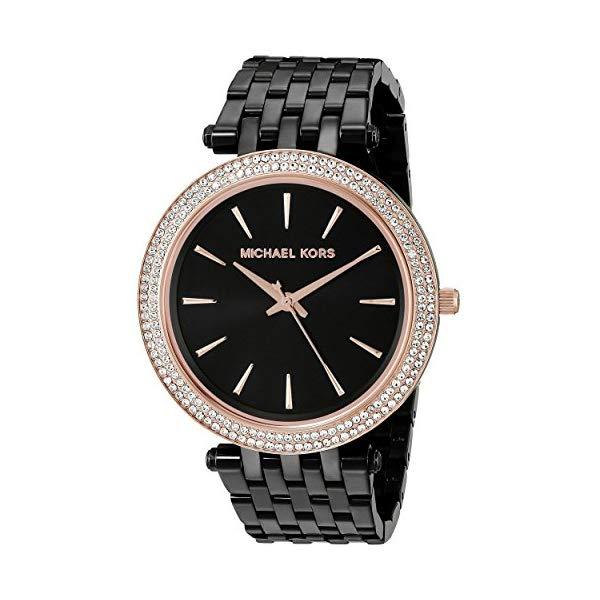マイケルコース 時計 ウォッチ 腕時計 レディース 女性用 MK3407 Michael Kors Women's Darci Rose Gold-Tone Watch MK3407