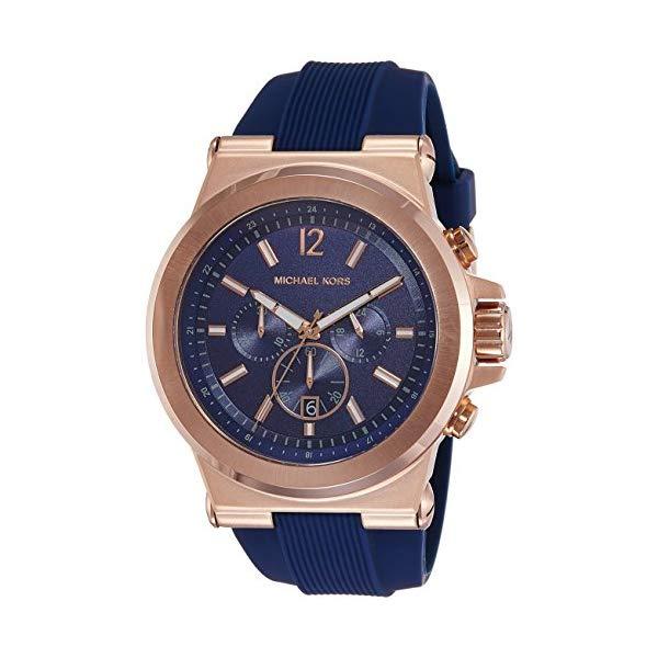 マイケルコース 時計 ウォッチ 腕時計 メンズ 男性用 MK8295 Michael Kors Men's Dylan Rose Gold-Tone Watch MK8295