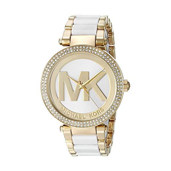 マイケルコース 時計 ウォッチ 腕時計 レディース 女性用 MK6313 Michael Kors Women's Parker Gold-Tone Watch MK6313