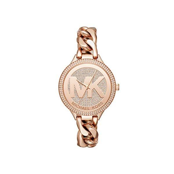 マイケルコース 時計 ウォッチ 腕時計 レディース 女性用 MK3475 Michael Kors Women'sRose Gold-Tone Watch MK3475