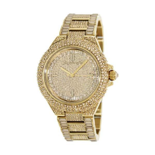 マイケルコース 時計 ウォッチ 腕時計 Michael Kors Goldtone Camille Watch