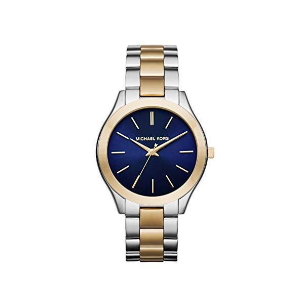 マイケルコース 時計 ウォッチ 腕時計 レディース 女性用 MK3479 Michael Kors Women's Slim Runway Two-Tone Watch MK3479