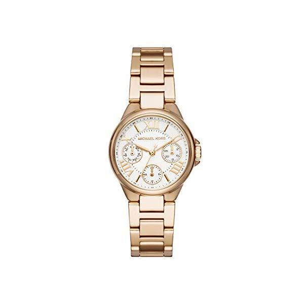 マイケルコース 時計 ウォッチ 腕時計 レディース 女性用 MK6449 Michael Kors Women's Mini Bailey Gold Tone Stainless Steel Watch MK6449