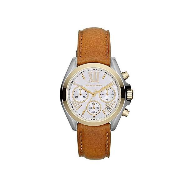 マイケルコース 時計 ウォッチ 腕時計 Michael Kors Two-Tone Bradshaw Mini Watch