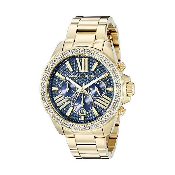マイケルコース 時計 ウォッチ 腕時計 レディース 女性用 MK6291 Michael Kors Women's Wren Gold-Tone Watch MK6291