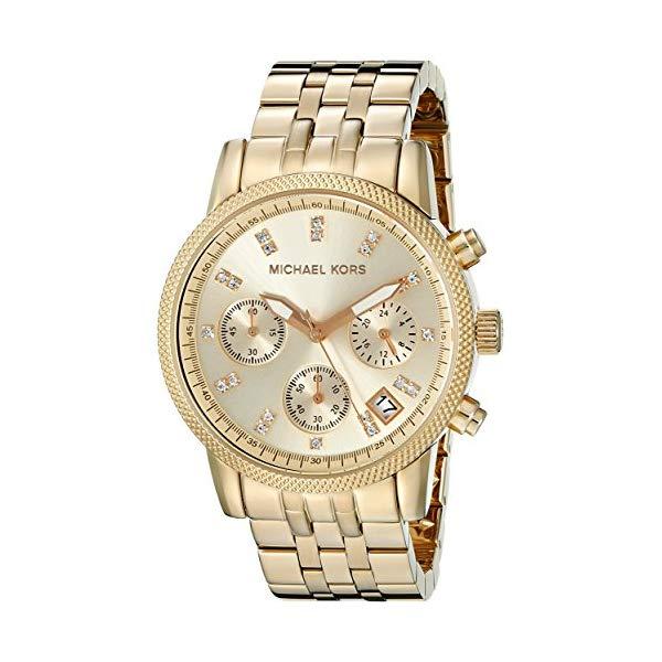マイケルコース 時計 ウォッチ 腕時計 レディース 女性用 MK5676 Michael Kors Womens MK5676 Ritz Chronograph