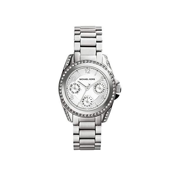 マイケルコース 時計 ウォッチ 腕時計 レディース 女性用 MK5612 Michael Kors Womens MK5612 Blair Chronograph Mini