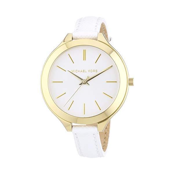 マイケルコース 時計 ウォッチ 腕時計 レディース 女性用 MK2273 Michael Kors Women's MK2273 Slim Runway White Watch