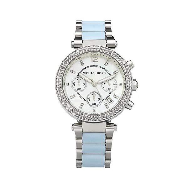 マイケルコース 時計 ウォッチ 腕時計 レディース 女性用 MK6138 Michael Kors Parker Women's Quartz Watch MK6138