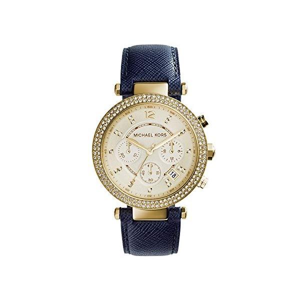 マイケルコース 時計 ウォッチ 腕時計 レディース 女性用 MK2280 Michael Kors Women's Parker Blue Watch MK2280