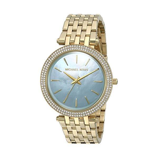 マイケルコース 時計 ウォッチ 腕時計 レディース 女性用 MK3498 Michael Kors Women's Darci Gold-Tone Watch MK3498