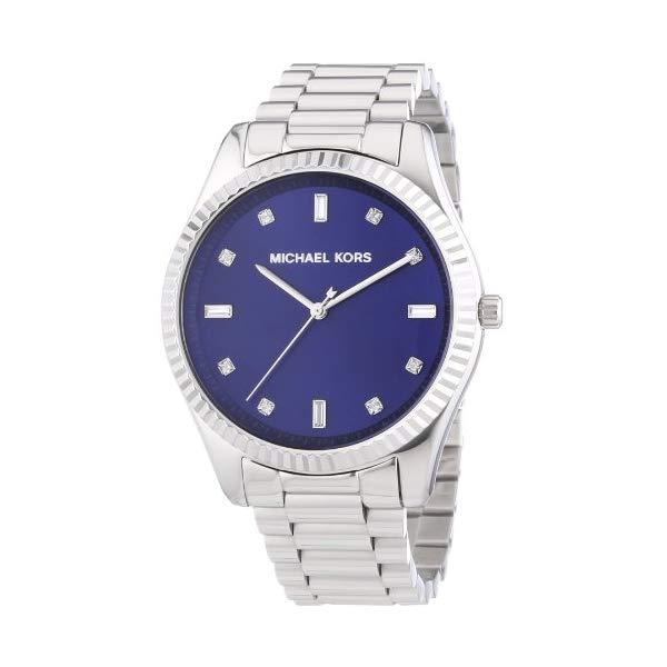 マイケルコース 時計 ウォッチ 腕時計 レディース 女性用 MK3225 Michael Kors Blake Blue Dial Stainless Steel Women's Watch MK3225