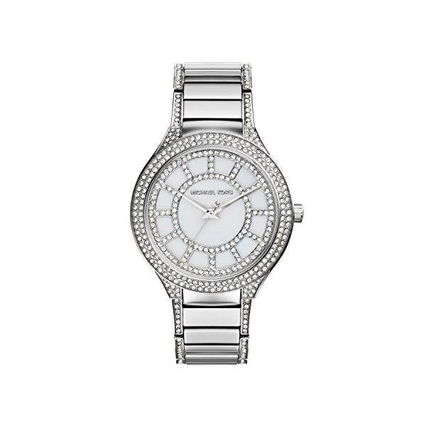 マイケルコース 時計 ウォッチ 腕時計 MK3311 Michael Kors MK3311 Ladies Kerry Silver Watch