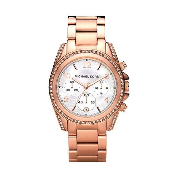 マイケルコース 時計 ウォッチ 腕時計 レディース 女性用 MK5331 Michael Kors Women's Layton Gold Tone Stainless Steel Watch MK5331
