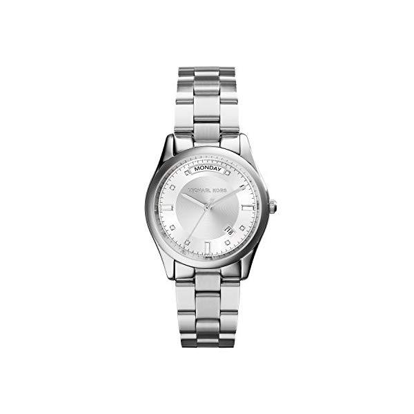 マイケルコース 時計 ウォッチ 腕時計 MK6067 Michael Kors MK6067 Ladies Colette Silver Tone Watch