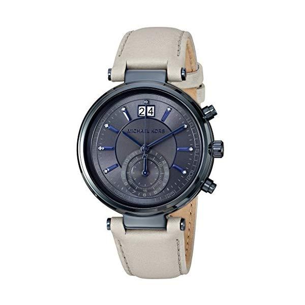 マイケルコース 時計 ウォッチ 腕時計 レディース 女性用 MK2630 Michael Kors Women's Sawyer Grey Watch MK2630