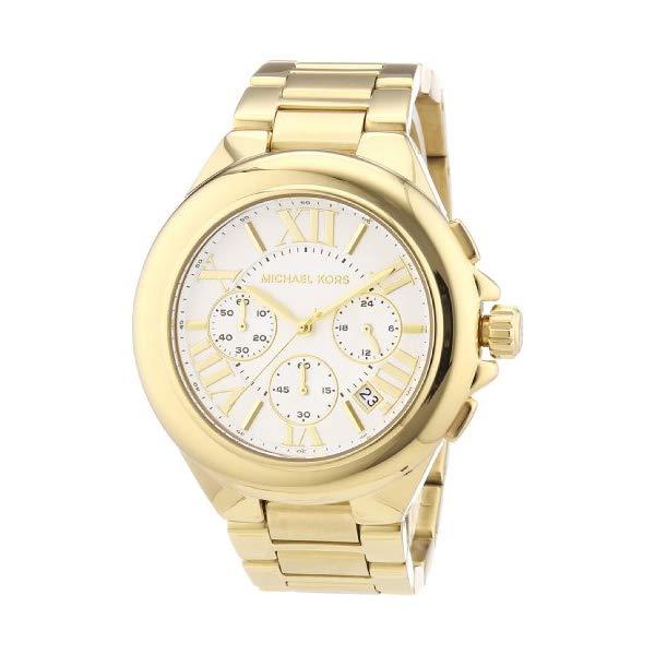 マイケルコース 時計 ウォッチ 腕時計 MK5635 Michael Kors MK5635 Ladies Camille Chronograph Watch