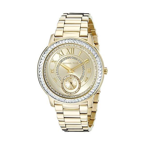 マイケルコース 時計 ウォッチ 腕時計 レディース 女性用 MK6287 Michael Kors Women's Madelyn Gold-Tone Watch MK6287