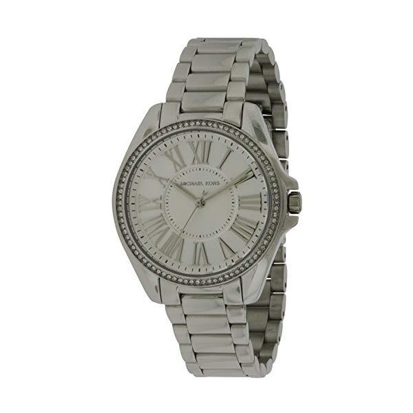 マイケルコース 時計 ウォッチ 腕時計 レディース 女性用 Michael Kors Women's Kacie Stainless-Steel Watch