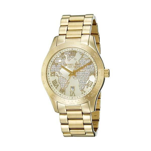 マイケルコース 時計 ウォッチ 腕時計 Michael Kors Watches Layton Chronograph Watch (Gold)