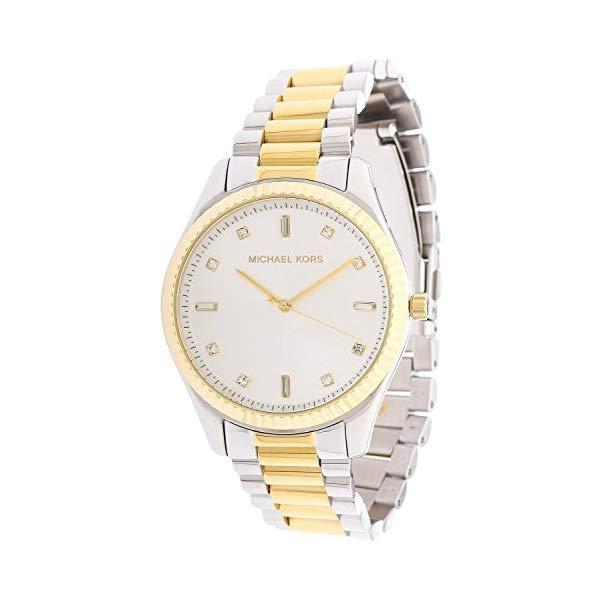 マイケルコース 時計 ウォッチ 腕時計 レディース 女性用 MK3421 Michael Kors Women's Two-Tone Blake Glitz Dial Watch MK3421