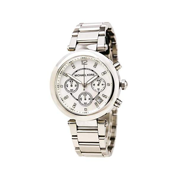 マイケルコース 時計 ウォッチ 腕時計 レディース 女性用 MK5700 Michael Kors Women's 'Parker' Stainless Steel Bracelet Watch MK5700
