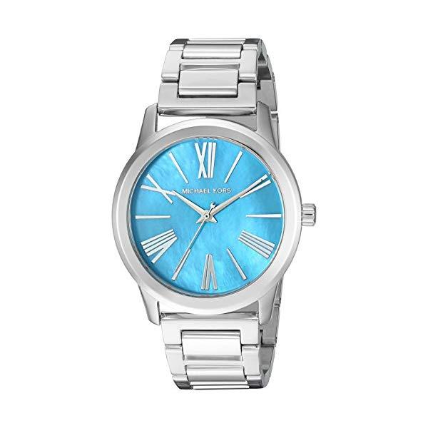 マイケルコース 時計 ウォッチ 腕時計 Michael Kors Hartman Stainless Steel Watch