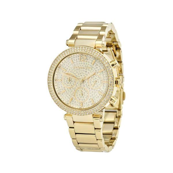 マイケルコース 時計 ウォッチ 腕時計 MK5856 Michael Kors Parker MK5856 Gold Watch