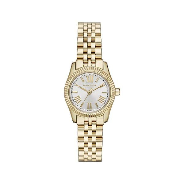 マイケルコース 時計 ウォッチ 腕時計 レディース 女性用 MK3229 Michael Kors Women's MK3229 Petite Lexington Gold Watch