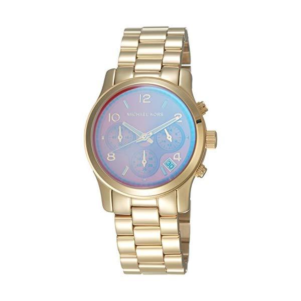 マイケルコース 時計 ウォッチ 腕時計 レディース 女性用 Michael Kors Women's Runway Gold Watch